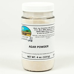 Agar Powder - 4oz