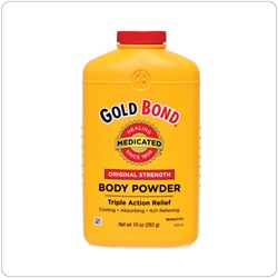 Gold Bond Medicated Body Powder