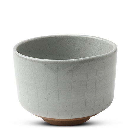 "Matcha Bowl 4.25"" Gray"