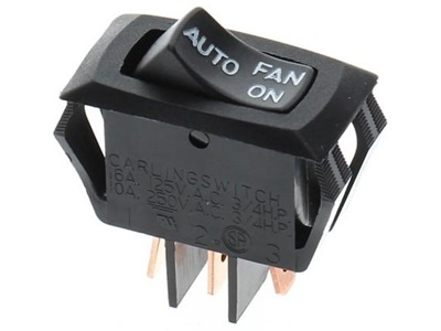OFF/ON/AUTO Switch MH