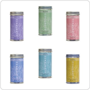 Scentered Portable Therapy Balms in Tin, Retail 5g