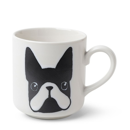 Mug Dog Boston Terrier 8 oz.