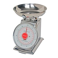 Escali DS115B 11 Lb/5 Kg Mercado Dial Scale with Bowl