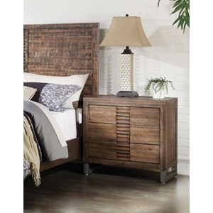 21293 NIGHTSTAND WITH 3 DRAWERS