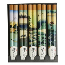Ukiyo-E Chopsticks Set
