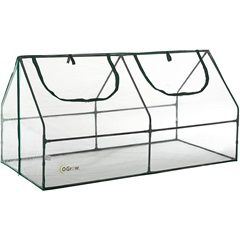 Ultra Deluxe Compact Greenhouse Cloche