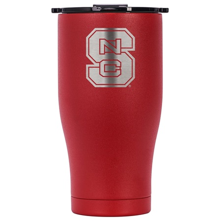 NC State 27oz Chaser Red/Black