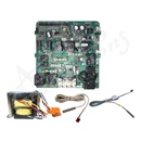 PCB REPLACEMENT KIT: MSPA-1,2 AND 4 BOARD, CABLE KIT WITH TRANSFORMER AND PROBES