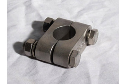 "Banjo Cast Iron 5/8"" and 3/4"" Clamp"