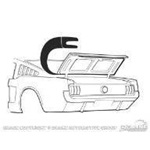 64-66 Fastback Trunk Seal
