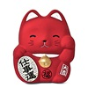 Fortune Cat Bank - Red