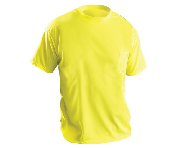 Wicking Birdseye Non-Ansi T-Shirt
