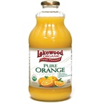 Orange Juice (Lakewood), Organic - 32oz (Case of 12)