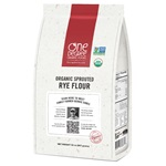 Sprouted Rye Flour, ORG - 2lb