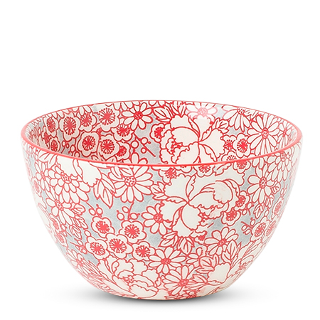 Hana Mod Red Rice Bowl