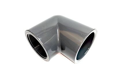 "2"" Slip x Thread Elbow Pipe Fitting 