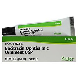 Bacitracin Ointment 3.5gm