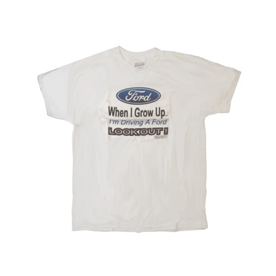 Grow Up Ford T-Shirt