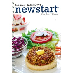 Newstart Lifestyle Cookbook, by Weimar Institute