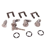 67-69 Ignition/Door/Trunk Lock Set