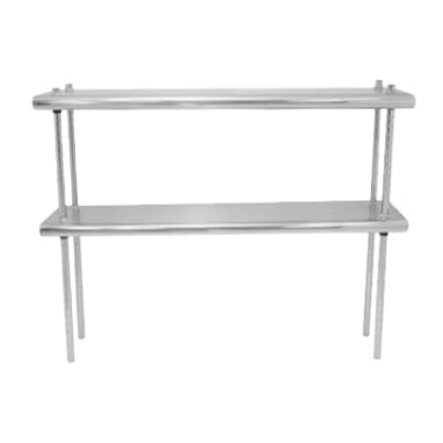 Advance Tabco DS-12-60 Overshelf Table Mounted