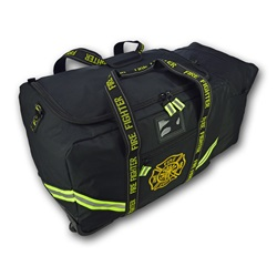 Lightning X, Value Rolling Gear Bag-BLACK