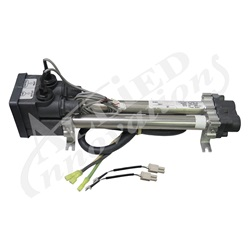 HEATER ASSEMBLY: 1.5KW 240V DOUBLE BARREL WITH SENSORS