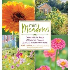Mini Meadows: Grow a Little Patch of Colourful Flowers Anywhere around Your Yard
