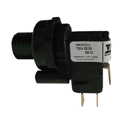 AIR SWITCH: TBS 25AMP SPDT MOMENTARY