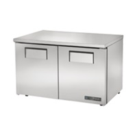 True Manufacturing TUC-48-LP-HC Low Profile Undercounter Refrigerator 33-38 Degrees F