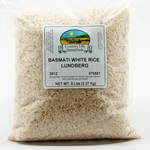 White Rice, Basmati
