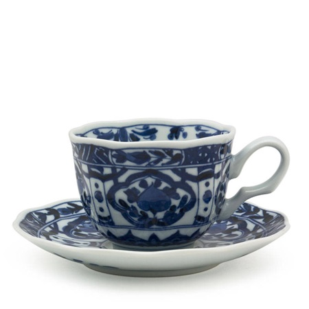 MADORI 7 OZ. MUG WITH SAUCER