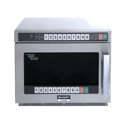 Sharp R-CD1800M Twin Touch Microwave