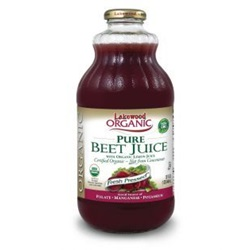 Beet Juice, PURE (Lakewood) - Organic - 32oz