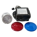 LIGHT KIT: SPA LIGHT 110V-12V WITH AIR SWITCH AND NEMA CORD