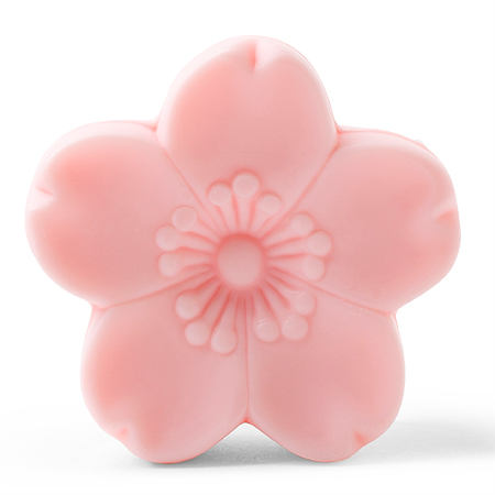 "Soap 2.25"" Sakura Light Pink"