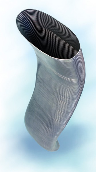 Olympia Chimney Armor Flex Oval Liner 304llohf304 513