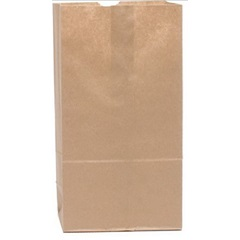 70223 DURO 25# HEAVY HUSKY 50# BASIS KRAFT BAG