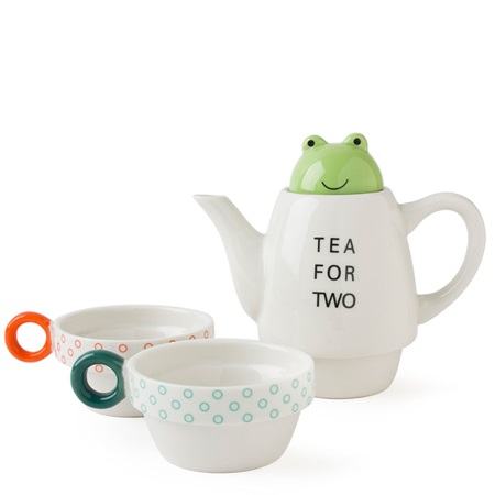 FROG TEA FOR TWO SET