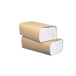 Multifold Towels White