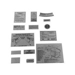12 Piece Decal Kit