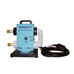 BAPTISMAL PORTABLE SYSTEM: 120V WITH HEATER AND PUMP