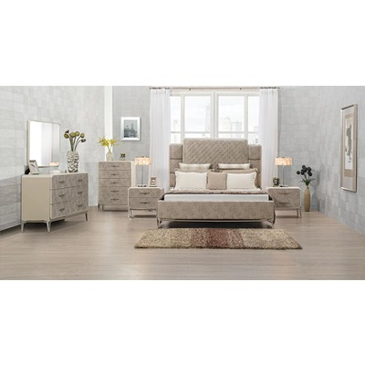 27194CK KORDAL CALIFORNIA KING BED