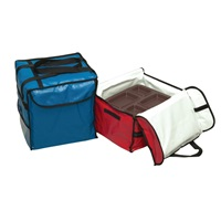 CarryHot Insulated 2-Tray Transport Bag