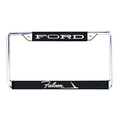 1960-70 Falcon License Plate Frame