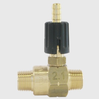 Low Pressure High Draw Injector Body