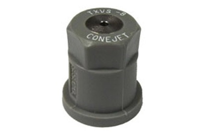 ConeJet TeeJet TX-VS8 - Grey VisiFlo Hollow Cone Stainless Steel Nozzle