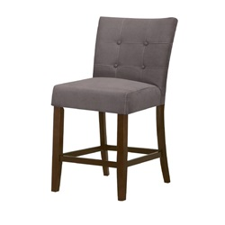 16831 GRAY MFB COUNTER HEIGHT CHAIR