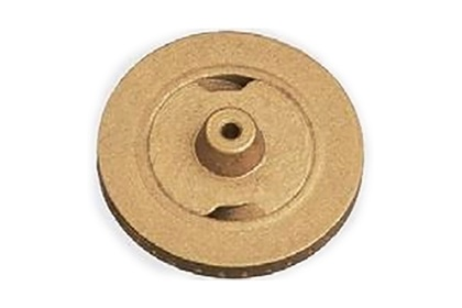 TeeJet DC33 - Brass Core - Full Cone Spray Nozzle
