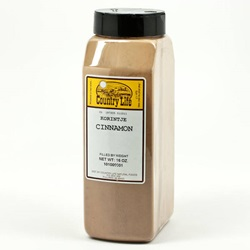 Cinnamon, Ground - 16 oz